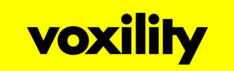 Beautiful Voxility VPS Logo