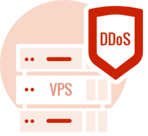VPS with DDoS protection