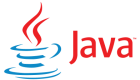 Java web development Java logo